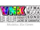 VinikoLoja - Lacres Casca de ovo 35x15